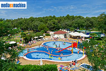 Camping Lanterna - kids pool